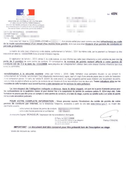 Les lettres r f rence 48 48n 48m et 48si - Lettre restitution caution avec retenue ...