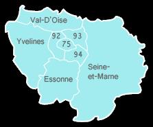 Stage de récupération de points de permis de conduire sur l'île de France